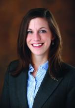 Dr. Lindsey McKernan, assistant professor of psychiatry and behavioral sciences at Vanderbilt University, Nashville, Tenn.