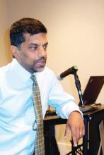 Dr. Suresh Nagappan, Moses H. Cone Memorial Hospital, NC