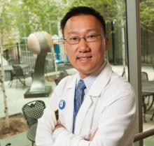 Dr. Ying Taur of Memorial Sloan Ketting Cancer Center, New York