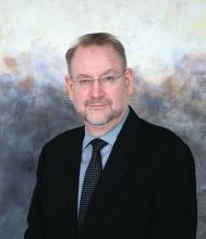 Dr. Jeffery Ward, chair of the American Society of Clinical Oncology Government Relations Committee