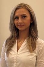 Sabrina Islamoska, MSc, PhD, a postdoctoral researcher at the University of Copenhagen