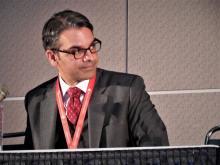 Dr. Ashutosh P. Jadhav, director, comprehensive stroke center, University of Pittsburgh
