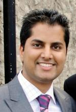 Dr. Deepak Jadon, director of the rheumatology research unit and lead for psoriatic arthritis at Addenbrooke's Hospital, Cambridge, England