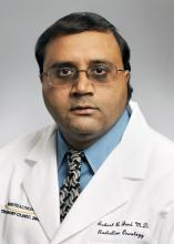 Ashesh B. Jani, MD, of the Winship Cancer Institute of Emory University in Atlanta