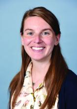 Dr. Claire L. Jansson-Knodell, GI fellow, division of gastroenterology and hepatology, department of medicine, Indiana University, Indianapolis