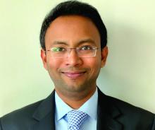 Dr. Dinesh Jillella, an assistant professor of neurology at Emory University, Atlanta