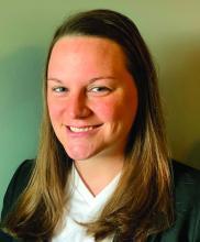Sarah Jones, physician assistant, Indiana University Health Methodist Hospital in Indianapolis