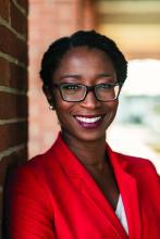 Yemisi Jones, MD, of Cincinnati Children's Hospital, Ohio