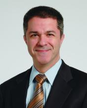 Dr. Matt Kalaycio, editor in chief of Hematology News and chair of the department of hematologic oncology and blood disorders at Cleveland Clinic Taussig Cancer Institute.