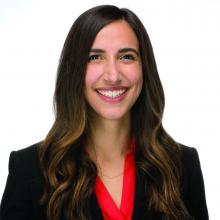 Dr. Jessica Kalen, dermatology resident, George Washington University, Washington, DC