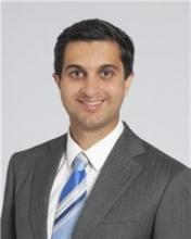 Dr. Suneel Kamath of the Cleveland Clinic