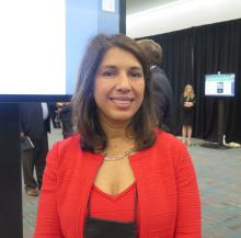 Dr. Sangeeta R. Kashyap of the Cleveland Clinic
