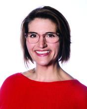 Dr. Jennifer C. Kerns, a hospitalist and codirector of bariatric surgery at the Washington DC VA Medical Center