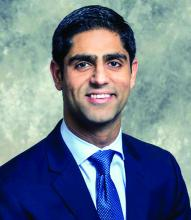 Dr. Rohan Khera of the University of Texas Southwestern Medical Center, Dallas.