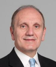 Hassan Khouli, MD, Chair of the Department of Critical Care Medicine at the Cleveland Clinic in Cleveland, Ohio