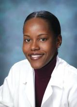 Dr. Flora Kisuule, assistant professor at Johns Hopkins School of Medicine and vice chair for clinical operations for the department of medicine at Johns Hopkins Bayview Medical Center