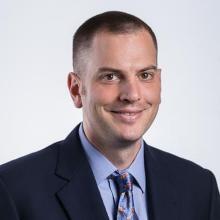Dr. Derek Klarin, vascular surgeon, University of Florida, Gainesville