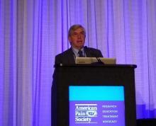 Dr. Walter Koroshetz, director of the National Institute of Neurological Disorders and Stroke, Bethesda, Md.
