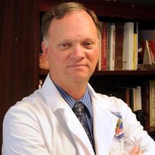 Dr. Thomas Kosten, professor of psychiatry at Baylor College of Medicine, Houston