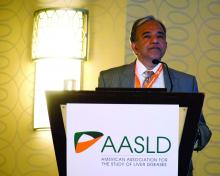 Dr. Kris V. Kowdley of the Swedish Medical Center in Seattle