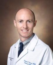 Dr. Derek S. Kruse is a hospitalist at Vanderbilt University Medical Center, Nashville, Tenn.