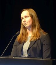Dr. Kristen M. Krysko, a neurology fellow at the University of California, San Francisco