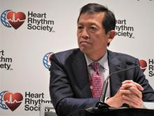 Dr. Fred Kusumoto,  director of Heart Rhythm Services, Mayo Clinic, Jacksonville, Fla.