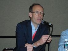 Dr. Maarten G. Lansberg, neurologist, Stanford (Calif.) University
