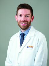 Dr. Alexander Lawson is assistant professor of medicine, section of hospital medicine, at the University of Virginia School of Medicine, Charlottesville.