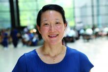 Dr. Diana S. Lee, assistant professor of pediatrics, Mount Sinai, NY