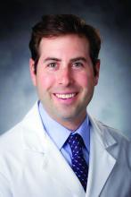 Dr. David A. Leiman, gastroenterologist with Duke University