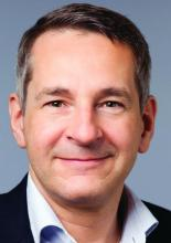 David Leppert, MD, senior research associate in the department of neurology at University Hopsital Basel in Switzerland