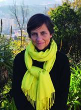 Loreto Carmona, who works at the Instituto de Salud Musculoesquelética in Madrid