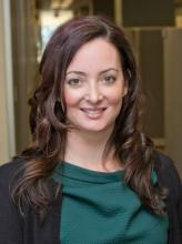 Dr. Shannon Lynch an assistant professor in the Cancer Prevention and Control program