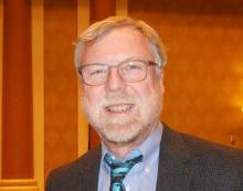 Dr. Elliott Main medical director of the California Maternal Quality Care Collaborative in Stanford, Calif.