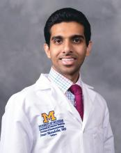 Dr. Amar Mandalia is a fellow, gastroenterology, department of internal medicine, division of gastroenterology at Michigan Medicine Ann Arbor