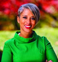 Dr. Kimberly D. Manning professor of medicine and associate vice chair of diversity, equity, and inclusion at the Emory University Department of Medicine, Atlanta