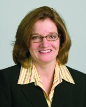 Michelle Marks, DO, of the Cleveland Clinic, Ohio