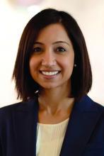 Dr. Jennifer K. Marratt of Indiana University, Indianapolis