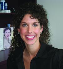 Dr. Donna Bilu Martin, a dermatologist in private practice in Aventura, Fla.