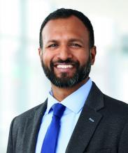 Benji Mathews, MD, is an associate professor of medicine at the University of Minnesota, Minneapolis