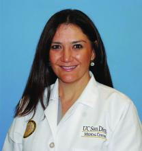 Dr. Catalina Matiz, a pediatric dermatologist at Southern California Permanente Medical Group, San Diego