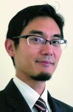 Dr. Daisuke Matsubara, a research assistant in the division of cardiology at the Children's Hospital of Philadelphia