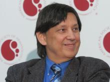 Richard Thomas Maziarz, MD, from the Oregon Health & Science Knight Cancer Institute, in Portland