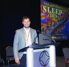 Dr. Diego R. Mazzotti, research associate, the University of Pennsylvania, Philadelphia