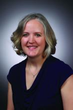Dr. Tresa Muir McNeal, division director of inpatient medicine at Baylor Scott & White Medical Center in Temple, Tex.