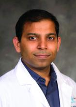 Dr. Venkatrao Medarametla, medical director, Intermediate Care Unit, Baystate Medical Center, Springfield, Mass., and assistant professor of medicine, University of Massachusetts Medical School