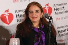 Dr. Roxana Mehran, professor of medicine at Icahn School of Medicine at Mount Sinai in New York