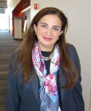 Dr. Roxana Mehran, Icahn School of Medicine at Mount Sinai, New York