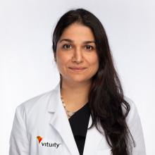 Dr. Swati Mehta, a nocturnist at Sequoia Hospital, Redwood City, Calif.